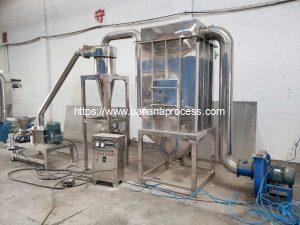 Full-Automatic-Plantain-Powder-Making-Machine
