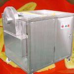 Automatic Longitudinal Slice Banana Cutting Machine 2020