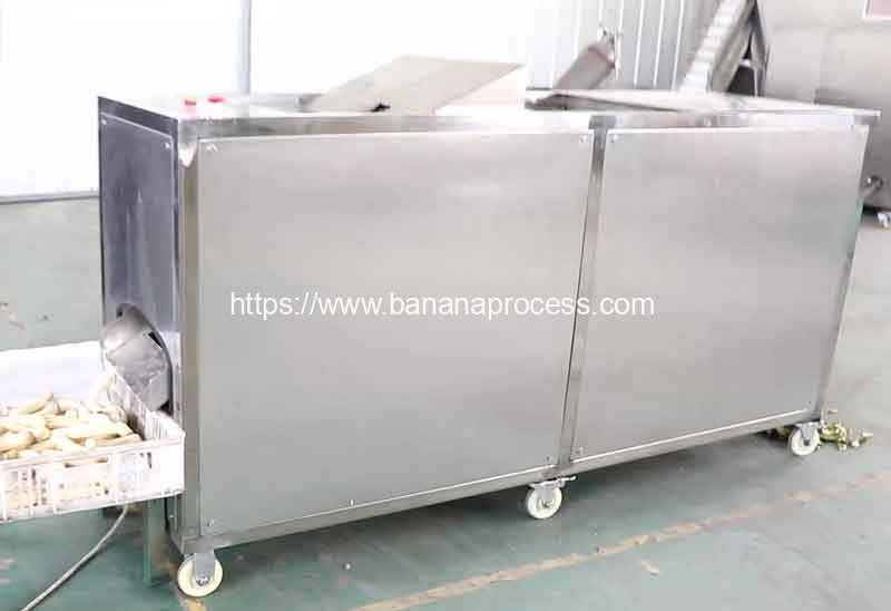 2021-Auto-Feeding-Green-Banana-Peeling-Machine