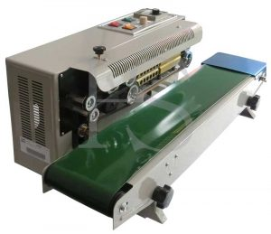 Semi-Automatic-Banana-Plastic-Banana-Chips-Bag-Sealer-Machine