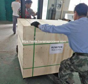 Automatic-Banana-Peeling-Machine-Delivery-for-Peru-Customer