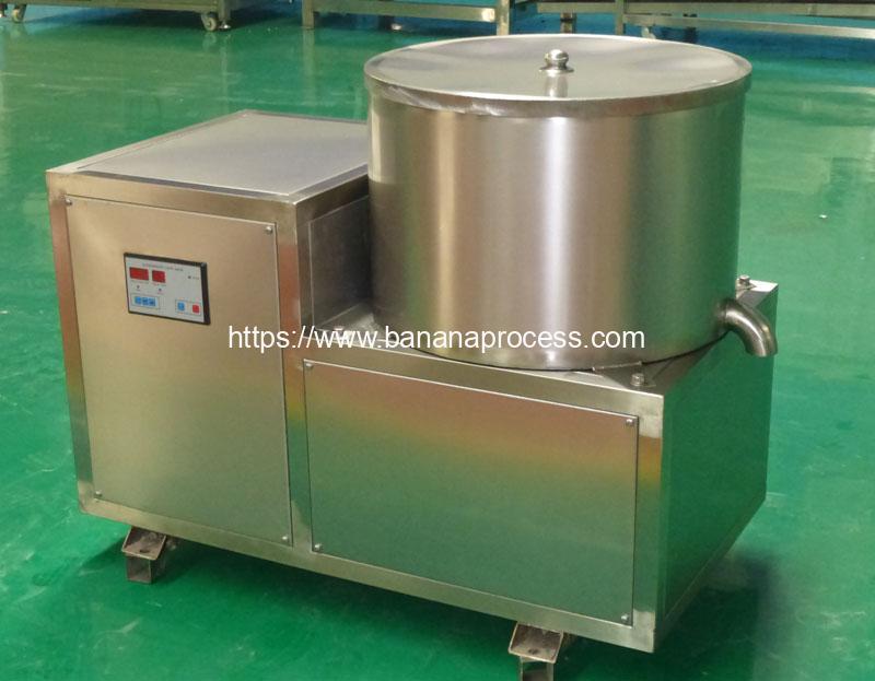 Centrifugal-Type-Banana-Chips-Deoiling-Machine